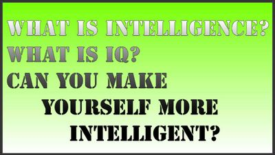 What are IQ and How Can You Measure It?